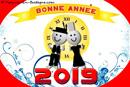 Nouvel An personnages bretons