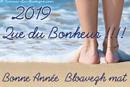 Nouvel An à la plage