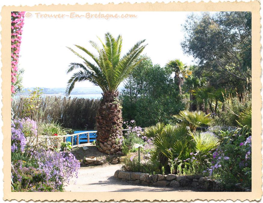 Jardin exotique de roscoff photo de bretagne trouver en n120 - Jardin exotique de roscoff paris ...