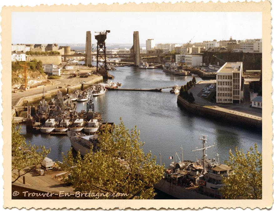 brest port militaire 233 es 70 photo de bretagne trouver en bretagne n276