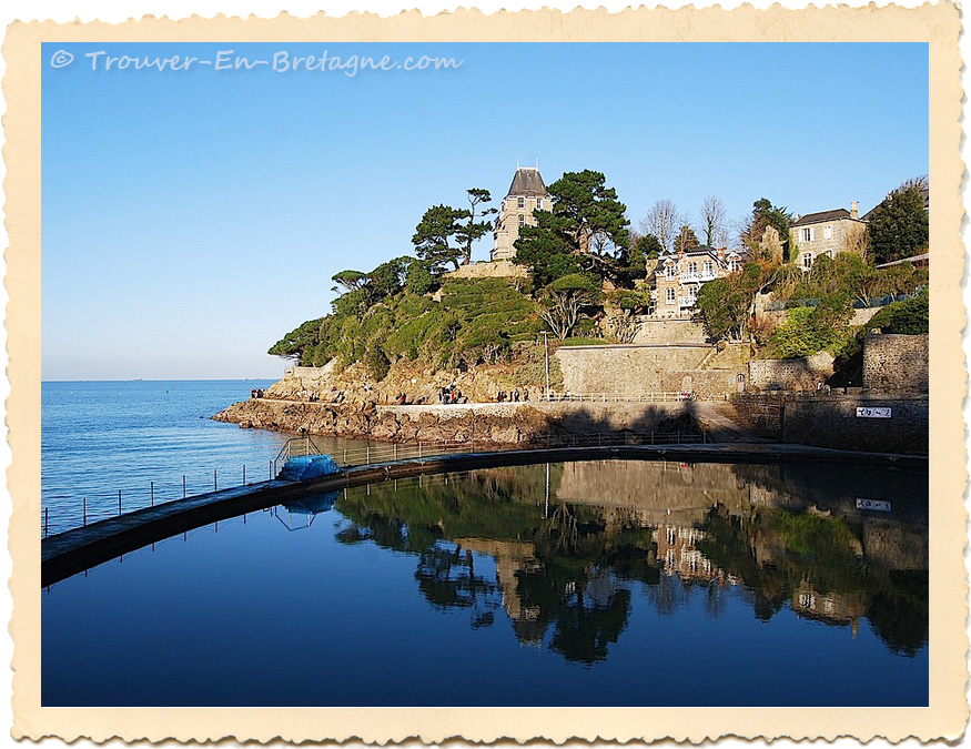 La piscine de dinard photo de bretagne trouver en for Bretagne piscine