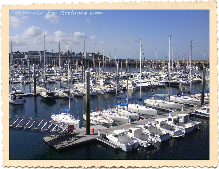 Port de st quay portrieux 22 photo de bretagne - Port de saint quay portrieux ...