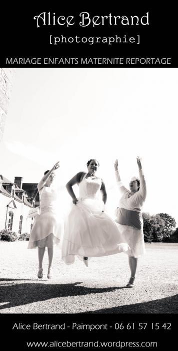 Alice bertrand photographe mariage famille enfants for Statut photographe